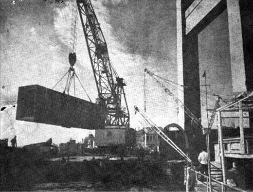 Boğaz Köprüsü Böyle Yapıldı  25