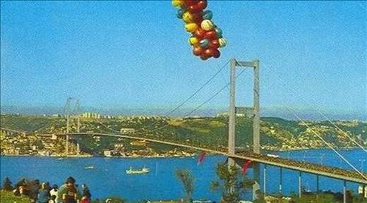 Boğaz Köprüsü Böyle Yapıldı  26