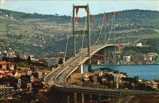 Boğaz Köprüsü Böyle Yapıldı  27
