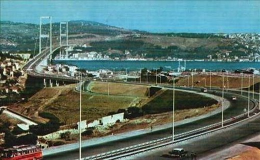 Boğaz Köprüsü Böyle Yapıldı  28