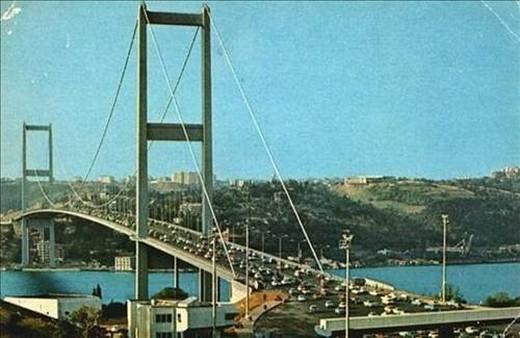 Boğaz Köprüsü Böyle Yapıldı  30