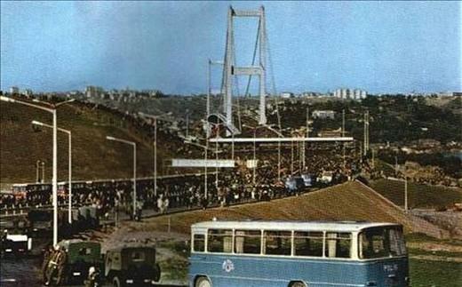 Boğaz Köprüsü Böyle Yapıldı  31
