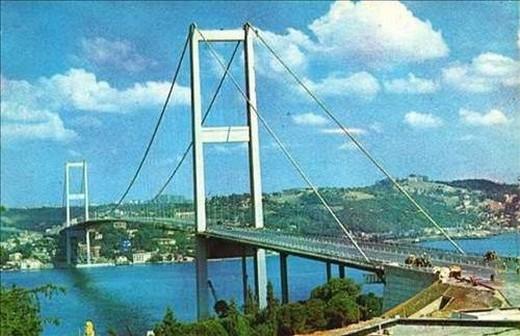 Boğaz Köprüsü Böyle Yapıldı  32