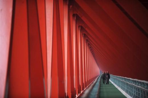 Dünyanın En Yüksek Asma Köprüsü 3