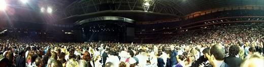 Madonna TT Arenayı Salladı 11