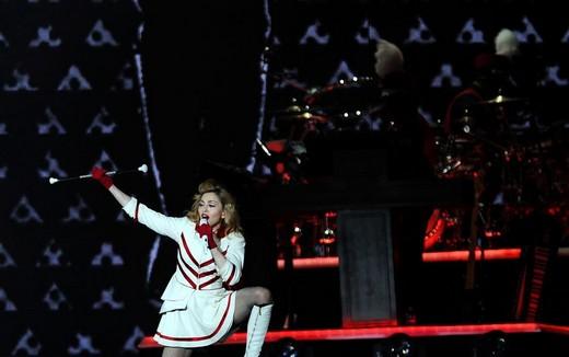 Madonna TT Arenayı Salladı 12