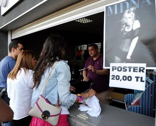 Madonna TT Arenayı Salladı 19