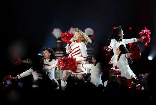 Madonna TT Arenayı Salladı 3