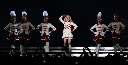 Madonna TT Arenayı Salladı 4