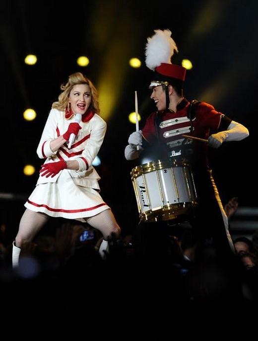 Madonna TT Arenayı Salladı 6