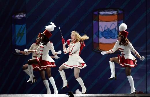 Madonna TT Arenayı Salladı 7