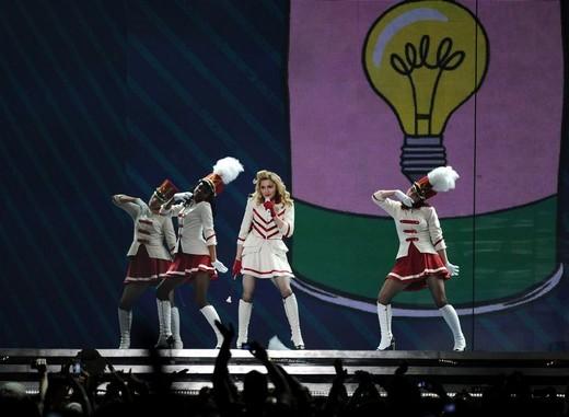 Madonna TT Arenayı Salladı 8