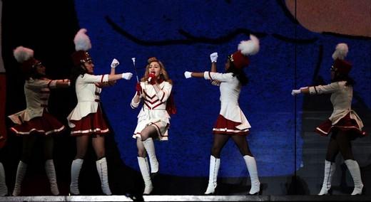 Madonna TT Arenayı Salladı 9