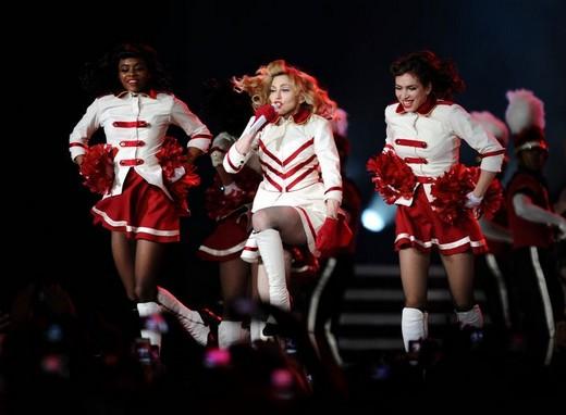 Madonna TT Arenayı Salladı