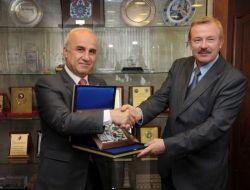 Polonyalı Müsteşar, Samsunlu İşadamlarına İşbirliği Çağrısında Bulundu