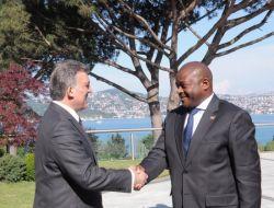 Gül, Burundi Devlet Başkanı Nkurunziza İle Görüştü