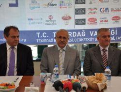 Vali Kemelek: Türkçenin Dünyada Konuşulur Hale Gelmesi Bizi Mutlu Ediyor