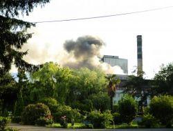 Adapazarı Şeker Fabrikasında Yangın
