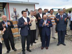 İskilip Sanayi Sitesine Kurulan Güvenlik Noktası Dualarla Açıldı