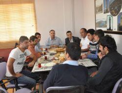 Başkan Alaydın: Bitlis, Yeniden İnşa Ediliyor