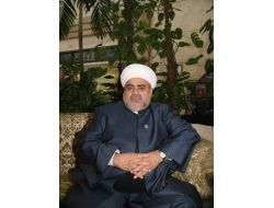 Allahşükür Paşazade: İslam Korkutmak İçin Değil, Yaşatmak İçin Var