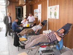 Yozgatta 10 Gün Sürecek Kan Bağışı Kampanyası Başladı