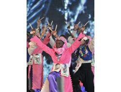 Türkçe Olimpiyatları Kültür Şöleni'nin İlk Günü Sona Erdi