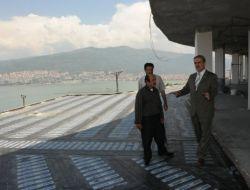 Belediyenin Gemlik Sosyal Tesisi Ramazana Yetişecek