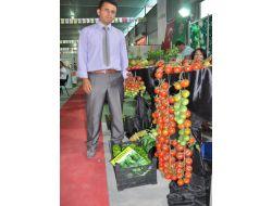 Alanya 2. İyi Tarım Uygulamaları Şenliği Sergiyle Başladı