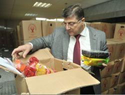 Bornova Belediyesi Sosyal Yardımlara Devam Ediyor