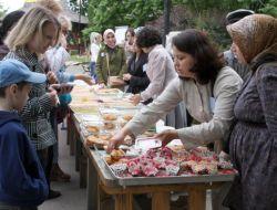 Türk- Rus Kültür Merkezi Kimsesiz Çocukları Sevindirdi