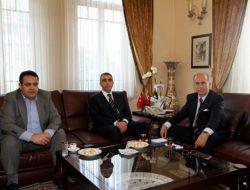 Ürdünlü Turistler Yenişehir'den Bursa'ya Gelecek