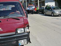 Osmaniye'de Trafik Kazası