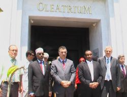 2nci Somali Konferansı Heyetleri Kuşadası'nda