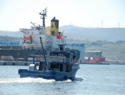 Bandırma'dan Romanya'ya Balıkçı Teknesi İhracatı