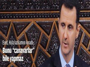Esed parlamentonun açılışında konuştu