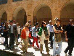 Mardin'deki Huzur Ve Güven Turizme Yansıyor