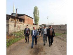Büyükşehir Belediye Başkanı Küçükler Köy Ziyaretlerinde Bulundu