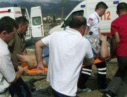 Havranda Kaza: 1 Ölü, 3 Yaralı