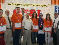Nazilli Özel Fatih Sultan Lisesinden Büyük Başarı