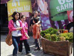 Olimpiyat Çocukları Konyada Çiçeklerle Karşılandı