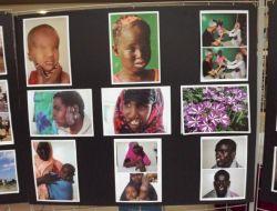 Afrika'ya Giden Gönüllü Doktorlar Çorlu'da Fotoğraf Sergisi Açtı
