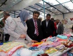Yenişehir'de Öğrenciler İçin Kermes Düzenlendi