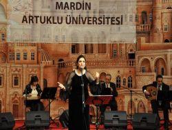Dünyaca Ünlü Lübnanlı Sanatçı Ghada Schebiri Mardinlilerle Buluştu