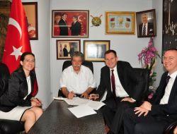 Adana Esnaf Odaları İle Garanti Bankası Arasında Kredi Protokolü İmzalandı