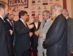 Davutoğlu: Bu Hareket Türk Milletinin Tarihteki Üçüncü Büyük Yürüyüşüdür
