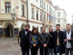 Giresun Eğitimciler Derneği Üyeleri Polonya'ya Gitti