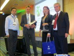 Dünya Haller Birliğinin Berlin Toplantısında Bursa Hali Tanıtıldı