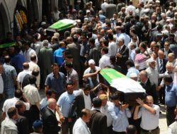 Sivasta Trafik Kazasında Ölen 3 Kişi Toprağa Verildi