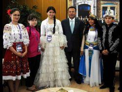 Samsun Valisi Hüseyin Aksoy: Türkçenin Çocuklarıyla Gurur Duyuyoruz